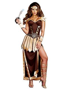 Troian Women Warrior -