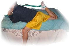 Psoas: a muscle connecting your spine to your femur & one of the primary culprits for Back Pain. http://www.floota.com/PsoasStretch1.html