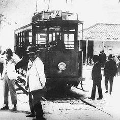 Rengo fue el primer pueblo en tener tranvia en Chile by santiagonostalgico, via Flickr