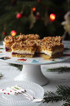 Ciasto miodowe boże narodzenie Tiramisu, Food And Drink, Sweets, Ethnic Recipes, Christmas, Bakken, Xmas, Gummi Candy, Candy