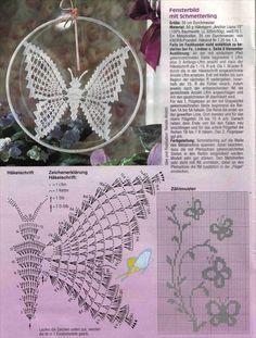 Użyj STRZAŁEK na KLAWIATURZE do przełączania zdjeć Crochet Diagram, Crochet Motif, Diy Crochet, Crochet Coaster, Crochet Squares, Doily Patterns, Crochet Patterns, Dress Patterns, Borboleta Crochet