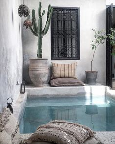 Marrakchi Oasis via @la_maison_marrakech