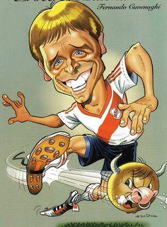 Caricature Soccer Players, Retro, Dj, Cartoon, My Style, Carp, Fictional Characters, Grande, Caricatures