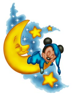 Baby Mickey sleeping on the moon Disney Babys, Cute Disney, Disney Mickey, Disney Art, Wallpaper Do Mickey Mouse, Disney Wallpaper, Baby Mickey Mouse, Baby Wallpaper Hd, Baby Disney Characters