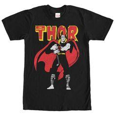 Marvel - Thunder Adult Regular Fit T-Shirt
