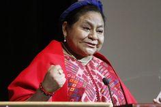 Rigoberta Menchù Premio Nobel per la Pace è ospite d'onore all'Unical dal 7 al 9 giugno 2016