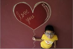 Heart Photo Challenge winners via @iheartfaces