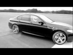 Stig + BMW M5/2012