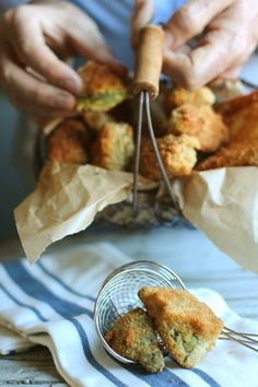 Deep fried artichockes « London Fridge