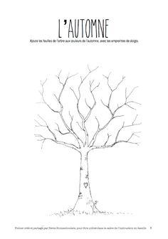 petits homeschoolers: Fichier d'activités sur l'automne-free printable