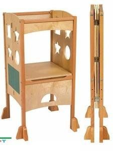 Safe Way For Kids To Help In The Kitchen Without Falling Off A Stool Feature