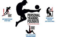 Ξεκίνησαν οι εγγραφές για τις προπονήσεις ατομικής βελτίωσης του Fousekis Personal Soccer Training