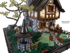Cobblecrook Cottage by - Derfel Cadarn -, via Flickr