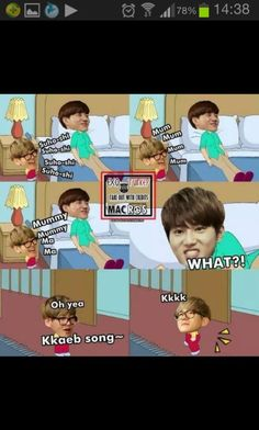 keke this is freaking family guy and Baekhyun~ you are really fit to be Stewie~~! kekekeke~ can exo oppas make this a freaking parody~!