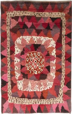 Carpet Runners For Stairways Contemporary Carpet, Modern Carpet, Rya Rug, Carpet Decor, Passementerie, Handmade Headbands, Modern Area Rugs, Handmade Rugs, Handmade Crafts