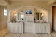 double vanity cabinets for bathrooms | ... Bathroom Storage and Vanities / Bathroom Vanities and Sink Consoles