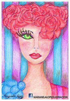 karina chavin pinturas - Buscar