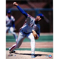 the new york mets | Dwight 'Doc' Gooden New York Mets - Pitching - Autographed 16x20 ...