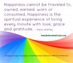 Love grace and gratitude quot denis waitley www believeandcre more