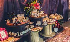 Vanessa&Leonel Mesa de café Studio Decorato Império buffet