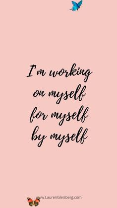 BEST MOTIVATIONAL & INSPIRATIONAL GYM / FITNESS QUOTES - Lauren Gleisberg BEST MOTIVATIONAL & INSPIRATIONAL GYM / FITNESS QUOTES - I'm working on myself for myself by myself #beautifulquotes<br> 20 of the best motivational quotes for the gym and to inspire your health and fitness journey. You can download & save these to your phone background! Fitness Quotes Women, Fitness Motivation Quotes, Workout Motivation, Workout Quotes, Health Motivation, Gym Motivation Women, Fitness Sayings, Monday Motivation, Training Quotes