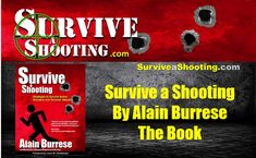 Active shooter response misconception: The ONLY way to stop a bad guy with a gun is by a good guy with a gun. Alain Burrese shares why not true.