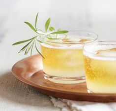 Vitamix+|+Gin-Ger+Beer+Cocktail
