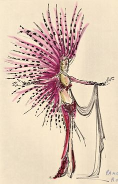 The Showgirls of Las Vegas