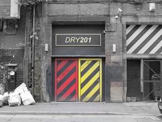 where it all started. Container Bar, Factory Records, Peter Saville, Acid House, Manchester England, Factory Design, Salford, Music Artwork, Joy Division