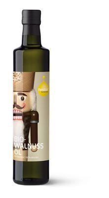 Unser Walnussöl von Fandler ist reich an Omega 3 Fettsäuren