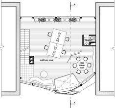 Gallery of Parasite Office / za bor architects - 7