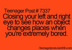 i thought i was the only one!