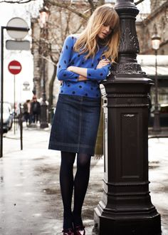 The Boden Autumn preview shot in Paris is what Neo-Trad dreams are made of
