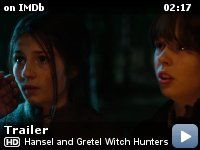 "oh holy crap i'm so excited! movie trailer for ""Hansel and Gretel, Witch Hunters"""