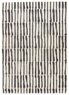 Designer Nikki Chu looks to the New West for inspiration, and creates a fashion-forward, hand-tufted rug in a wool/viscose blend that is at once earthy and cool.