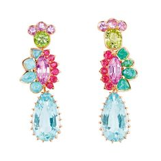 TheDior jewellery collection, named Granville after Christian Dior's hometown, throws convention out of the window.