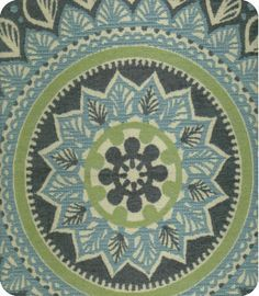 Blue and green fabric. online fabric store, lewis and sheron, www.lsfabrics.com