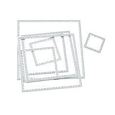Find More Cutting Dies Information about KiWarm 7Pcs/set Metal Foursquare Cutting Dies Stencil Template For Scrapbooking Paper Card Craft Album Decor Embossing Tool,High Quality stencil maker,China stencil manufacturer Suppliers, Cheap template card from Shop2792144 Store on Aliexpress.com