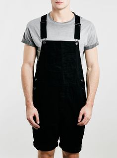 Photo 1 of Black Dungarees