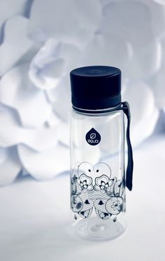 EQUA Black Lace bottle