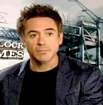 Pages of animated gifs of celebrities saying No