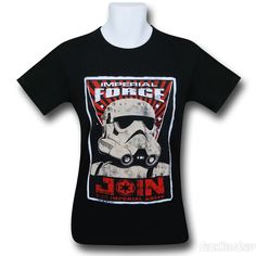 Images of Star Wars Stormtrooper Join T-Shirt