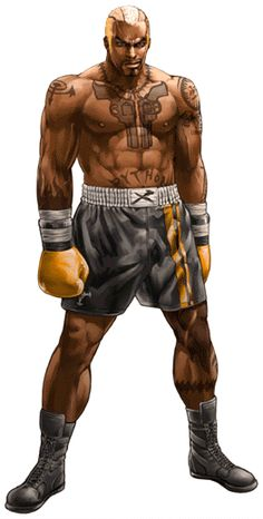Rob Python - Buriki One; American boxing champion with a bad attitude, yet has great fighting skills. Seeing that, Silber brings him under his wing. Rob & Silber enter the Buriki One tournament & they develop an interest in the newcomer, Gai Tendo. Game Character Design, Character Design Inspiration, Street Fighter Ex, Box Manga, Fighting Drawing, Bad Boys 3, Cyberpunk, Naruto Vs Sasuke, Boxing Champions