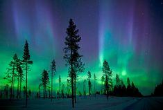 Most Beautiful Northern Lights Photography   One Big Photo