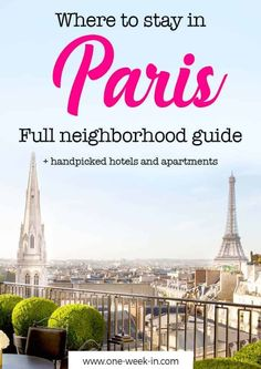 Where to Stay in Paris, France? Here Are the Top Hotels and Hostels to suit every budget. Let us help you find the perfect place to stay for your city break in Paris. #sleepinparis #hotelsparis #apartmentsparis #wheretostayparis Best Hostels In Europe, Europe Travel Tips, Rosewood Hotel, Latin Quarter, European Destination, Champs Elysees, Paris Travel, Public Transport, Hotel Offers