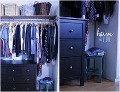 DIY Kleiderschrank Closet, Home Decor, Custom Closets, Diy Wardrobe, Asylum, Nice Asses, Ideas, Armoire, Decoration Home
