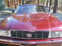 1989 Cadillac Allante convertible