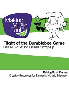 Flight of the Bumblebee Game (Rimsky-Korsakov) | Unit Wrap-Up Activity/Grade 1-3 - Student run in an out a student formed beehive, trying not to get caught. Great wrap-up activity. I usually ask review questions while the music is paused, so it is time well spent.