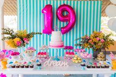 festa de 19 anos da carol