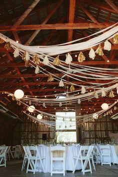 A barn wedding venue in Golden, BC. Disco Party Decorations, 40th Birthday Decorations, Simple Wedding Decorations, Tent Decorations, Wedding Themes, Wedding Tips, Dream Wedding, Calgary Wedding Venues, Barn Wedding Venue